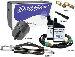BayStar hydraulic steering kit for sale online